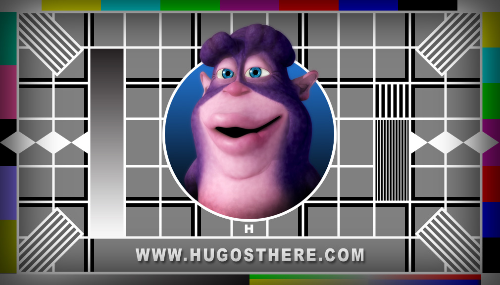 Hugo Test Card