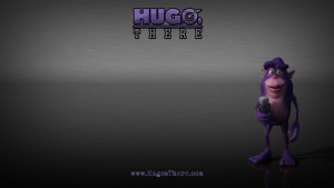 """Hugo's There"" Wallpaper 01 (1366x768)"